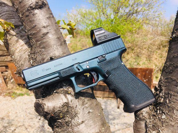 Glock 17 guncandy Kraken