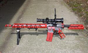 Gun red