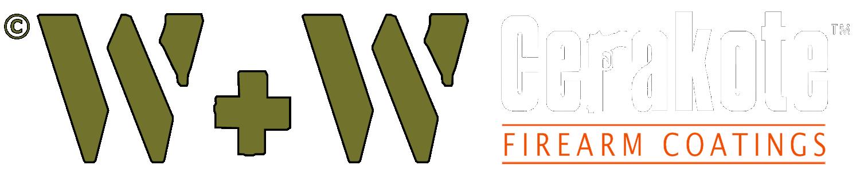 W+W Cerakote firearm coatings Logo