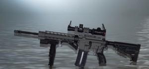 Schmeisser AR15 Tungsten H237